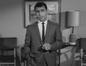 Rod Serling's Ghost