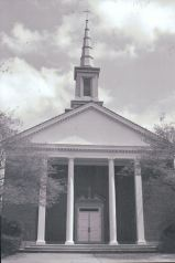 The Church at Glenwood Military School