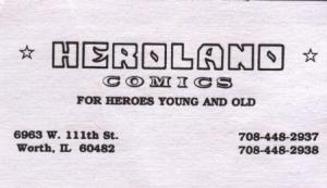 Heroland Card 1