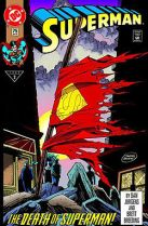 Z The Death of Superman